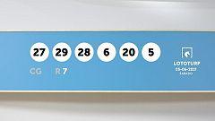 Sorteo de la Lotería Lototurf del 05/06/2021