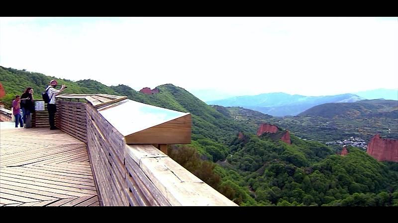 Zoom Tendencias - El valle del Bierzo, placeres de leyenda - ver ahora