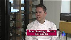 TVE habla con Juan Santiago Hestia - 06/06/2021