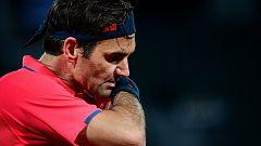 Federer se plantea retirarse de Roland Garros