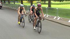 Triatlón - ITU World Series. Elite femenina. Prueba Leeds