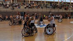 Baloncesto en silla de ruedas - Final Copa del Rey