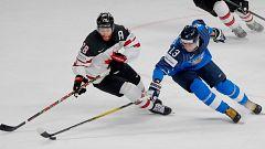 Hockey sobre hielo - Campeonato del mundo masculino. Final: Finlandia - Canadá
