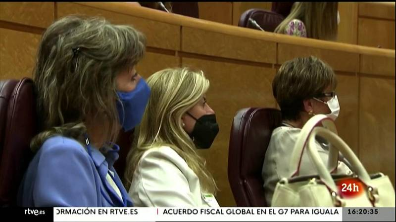 Parlamento - El reportaje - Más Mujeres:  impulsar el talento - 05/06/2021