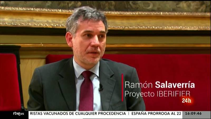 Parlamento - La entrevista - Ramón Salaverría: Proyecto Iberifier contra la desinformación - 05/06/2021