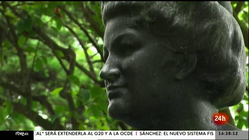 Parlamento - El reportaje - Emilia Pardo Bazán en el Senado - 05/06/2021