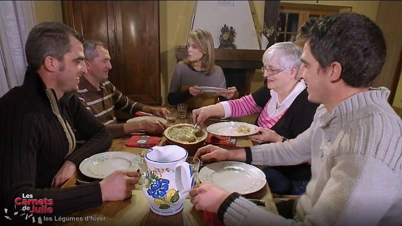 Las recetas de Julie - Las verduras de invierno - ver ahora