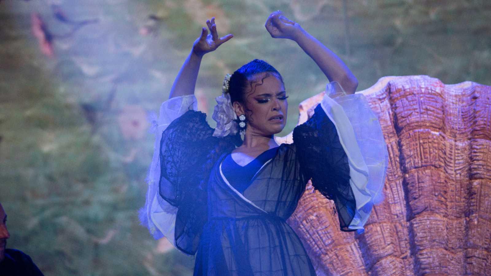 The Dancer - Macarena se convierte en la ganadora de la primera edición de 'The Dancer'