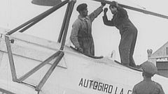 Polémica por bautizar el Aeropuerto de Corvera con el nombre de Juan de la Cierva