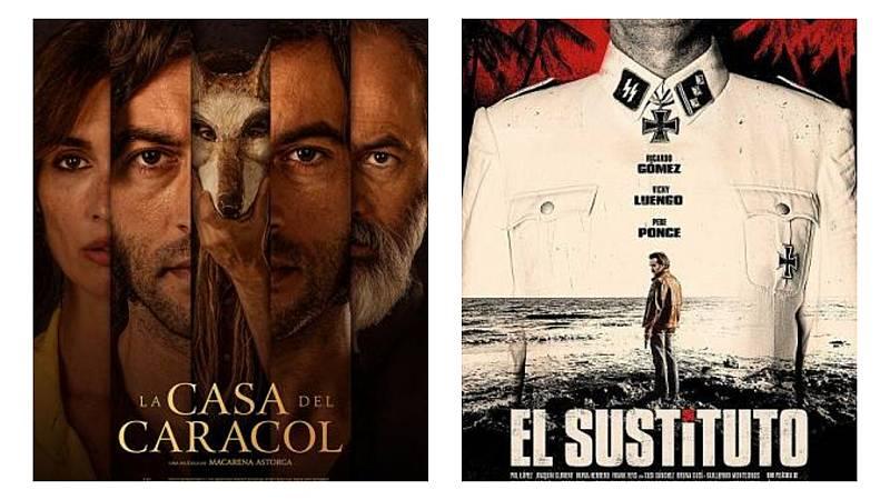 En el Festival de Málaga, dos películas con sello RTVE: 'La casa de caracol' y 'El sustituto'