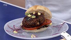La hamburguesa gourmet de Como Sapiens