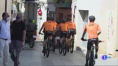 Ruta solidaria en bicicleta para recaudar fondos