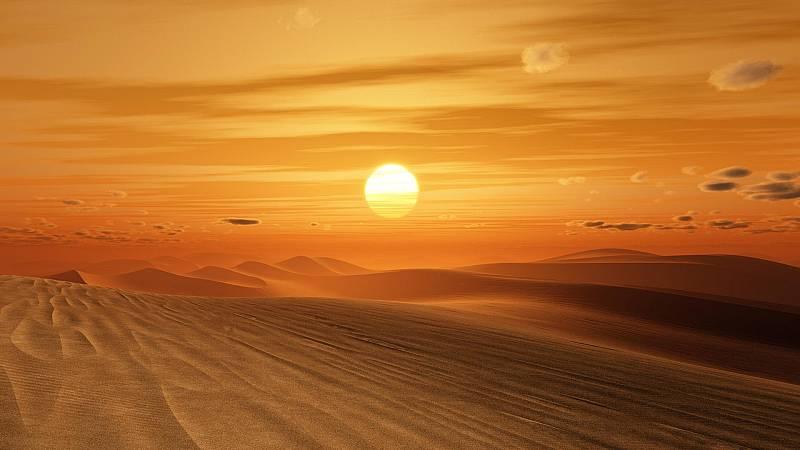 Sin equipaje - Egipto: Sáhara  - ver ahora