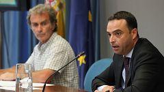 Especial informativo - Coronavirus. Comparecencia de Fernando Simón y Alfredo González - 07/06/21