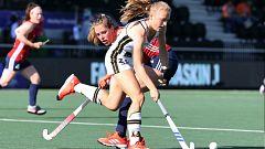 Hockey hierba - Campeonato de Europa femenino: Inglaterra - Alemania
