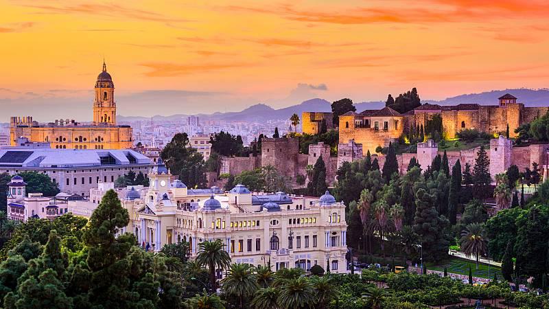 España Directo - Visitamos los rincones menos conocidos de Málaga