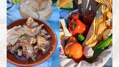 Receta de La Rioja: elaboramos conejo con fritada