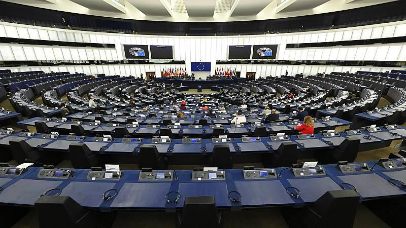 El pleno del Parlamento Europeo vuelve a celebrarse año y medio después en Estrasburgo