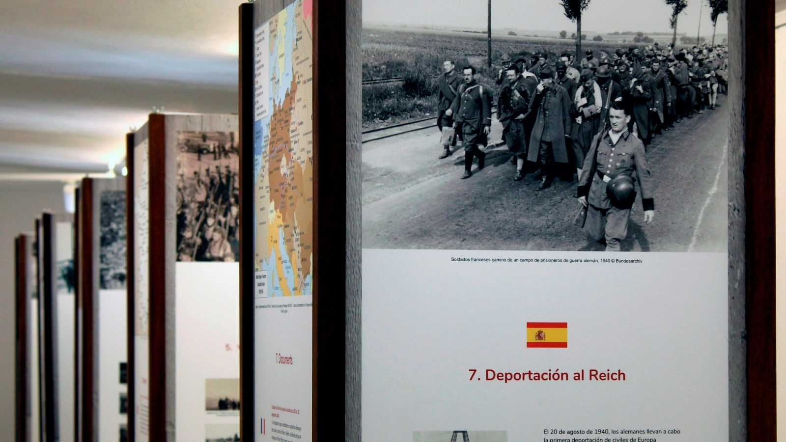Berlín recuerda a los españoles obligados a trabajar para el nazismo
