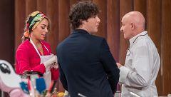 Ofelia se enfada con Jordi por tontear con María