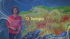 El tiempo en Galicia 08-06-2021