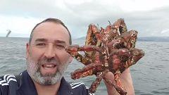 Día Mundial de los Océanos: Rogelio Santos, el pescador activista viral en redes