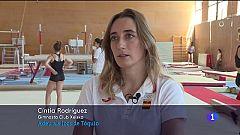 Cíntia Rodríguez es perd els Jocs