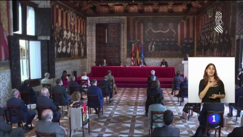 L'Informatiu Comunitat Valenciana 2 - 08/06/21 ver ahora