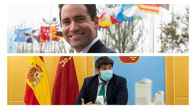 Podemos denunciará a Miras y García Egea por presunto cohecho y el resto de partidos pide explicaciones