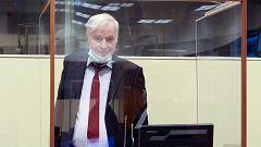 El Tribunal de la Haya confirma la cadena perpetua por genocidio a Ratko Mladic, el 'carnicero de los Balcanes'