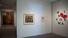 Una nueva exposición para conocer la faceta de Joan Miró como poeta