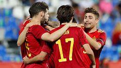 Resumen y goles del amistoso España 4-0 Lituania
