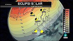 Eclipsi de sol aquest dijous 10 de juny
