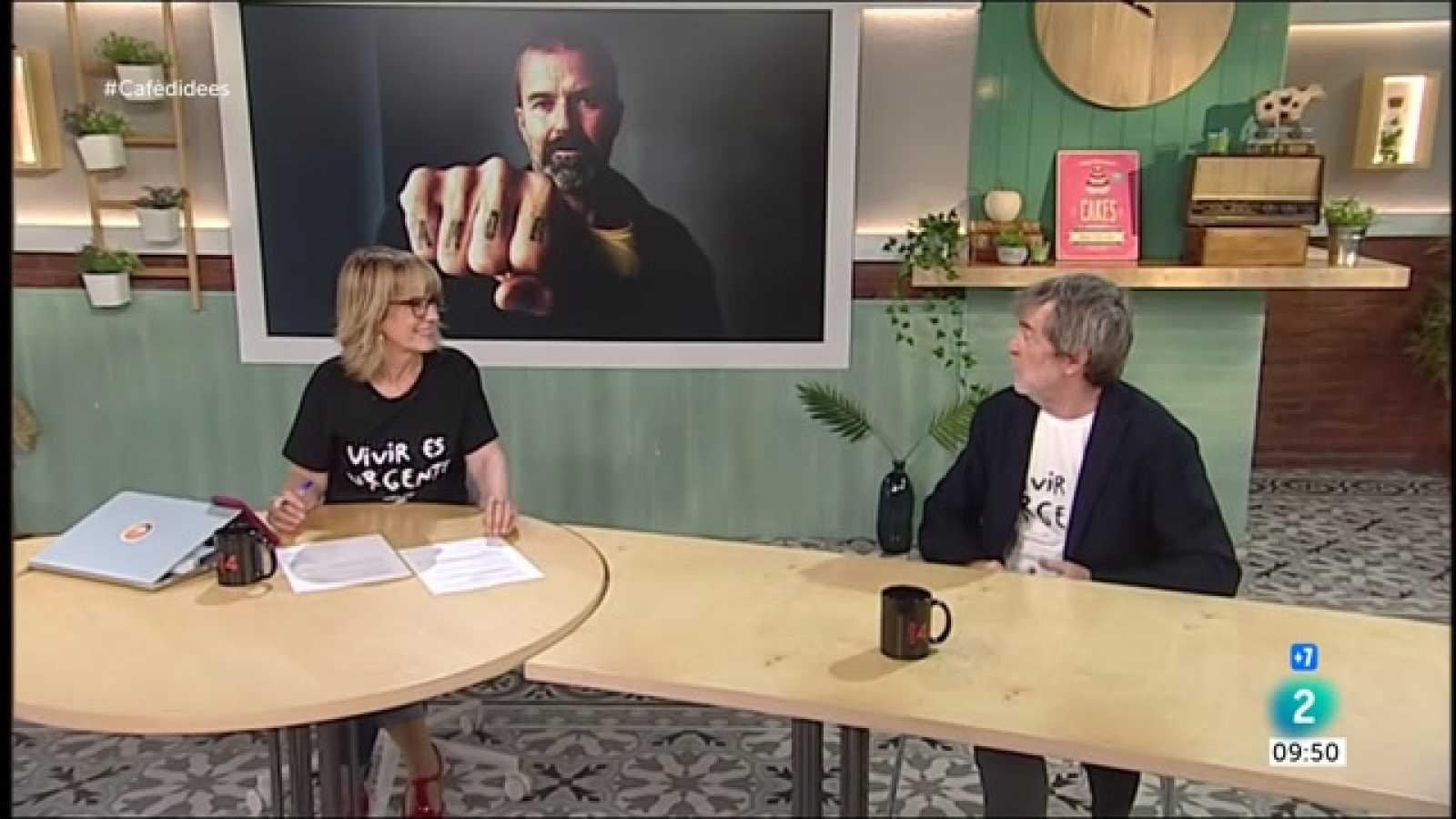 Cafè d'idees - Descobrim 'La camiseta de Pau'