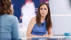 """Belarra: """"Nuestra previsión es seguir subiendo el SMI para acercarnos a la media europea"""""""