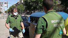 La Metro - Inspectors de residus