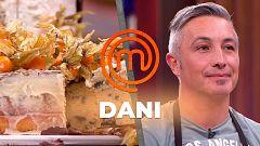 Entrevista a Dani, octavo expulsado de MasterChef 9