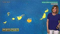 El tiempo en Canarias - 09/06/2021