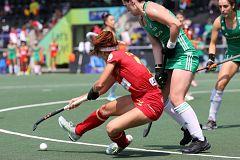 Hockey hierba - Campeonato de Europa femenino: Irlanda - España