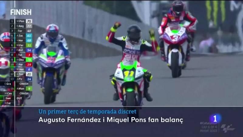 Augusto Fernández i Miquel Pons analitzen el Mundial de Motociclisme