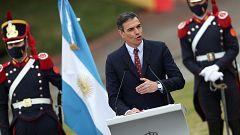 """Sánchez, sobre la carta de Junqueras: """"Cualquier paso hacia la distensión es bienvenido"""""""