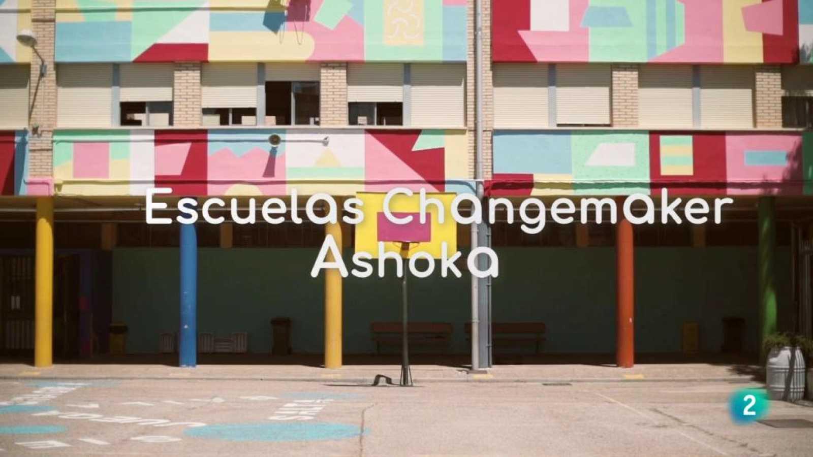 La aventura del saber Escuelas Changemakers 2 educación Ashoka pedagogía #AventuraSaberEducación