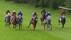 Hípica - Circuito nacional de carreras de caballos. Desde el hipódromo de San Sebastián