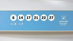 Sorteo de la Lotería Lototurf del 09/06/2021