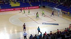 Fútbol Sala - Primera RFEF Futsal. Play off 1/4 final. 3er. Partido: Barça - Inter FS