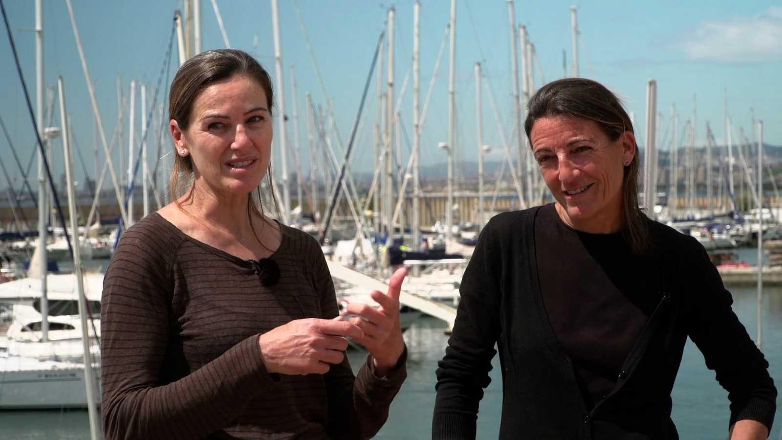 Orgullo de medalla - Programa 18: Natalia Vía, plata en Barcelona 92 y Atenas 2004 y Sandra Azón, plata en Atenas - ver ahora