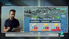 El Temps - Les platges a Catalunya aquest cap de setmana