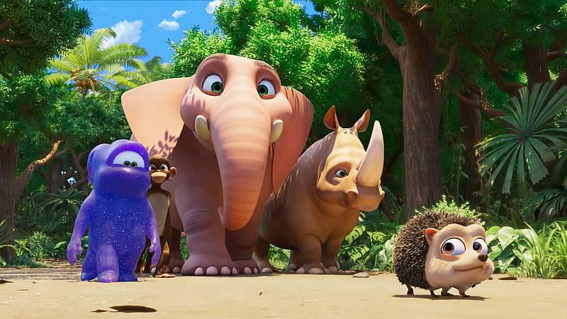 Cine Infantil - Jungle Beat. La película - Ver ahora