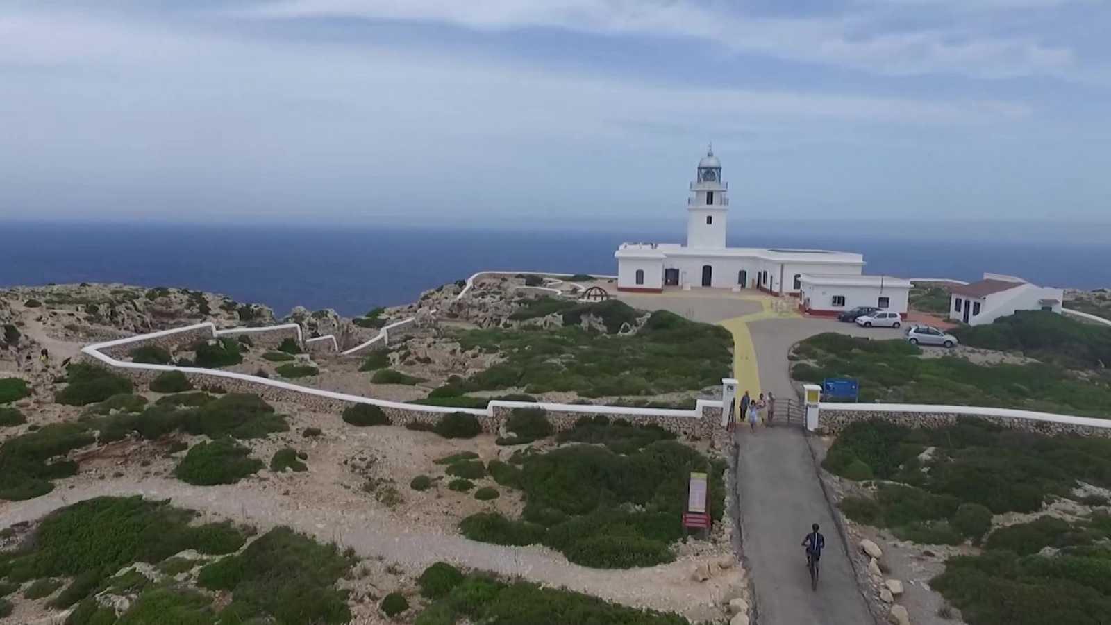 Bike Man descubriendo Menorca -Programa 2 - ver ahora