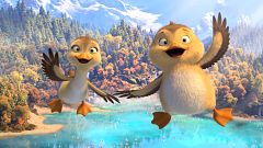 Cine Infantil - Al aire, patos